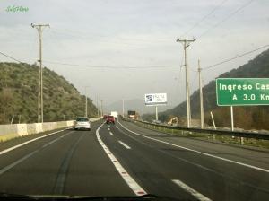 angostura de Chile