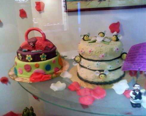 tortas forradas